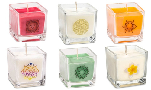 Ökologische Kerzen