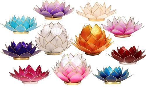 Lumières d'ambiance Lotus