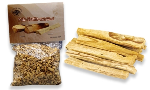 Heiliges Holz (Palo Santo)